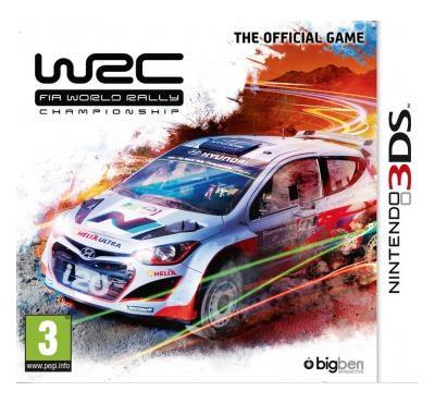 WRC Nintendo 3DS