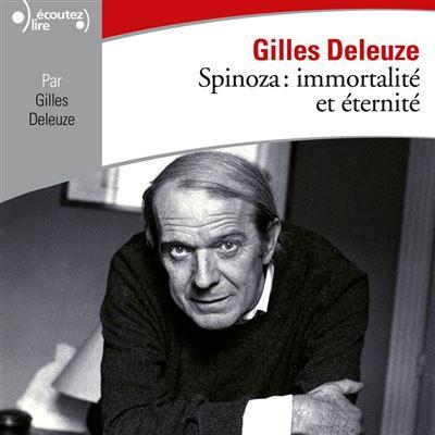 Spinoza : immortalité et éternité - 9782072859618 - 11,99 €