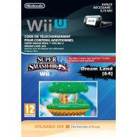 Code de téléchargement Super Smash Bros. Dream Land (64) Nintedo Wii U