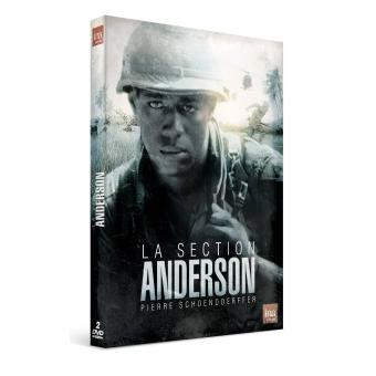 La section Anderson DVD