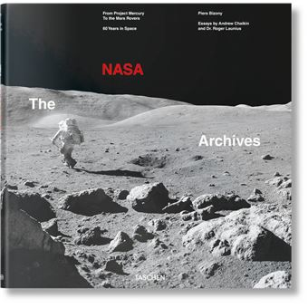 Nasa archives 60 years in space