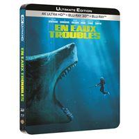 En eaux troubles Steelbook Blu-ray 4K Ultra HD