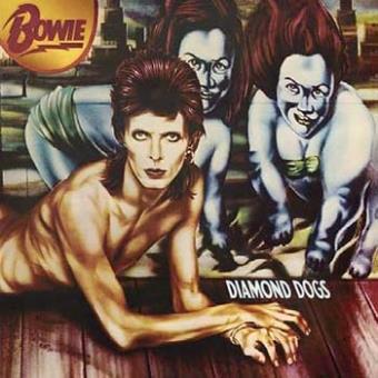 Diamond Dogs Vinyle 180 gr