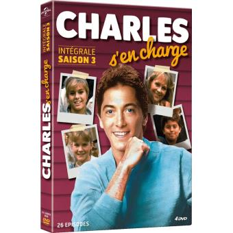 Charles in ChargeCharles s'en charge Saison 3 DVD