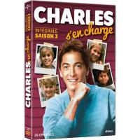 Charles s'en charge Saison 3 DVD