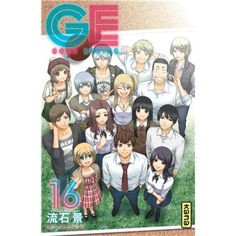 Ge-good ending - Tome 16 : Ge-good ending