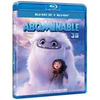 Abominable Blu-ray 3D