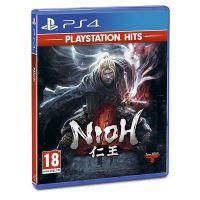Nioh playstation hits FR/NL PS4