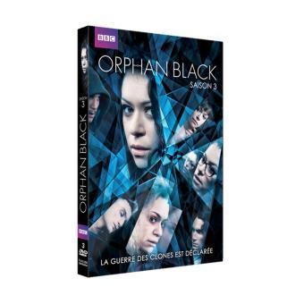 Orphan BlackORPHAN BLACK S3-2DVD-FR