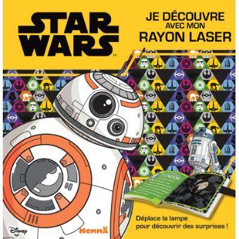 Star WarsJe découvre avec mon rayon laser