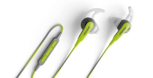 Ecouteurs Bose SoundSport pour iPhone Vert
