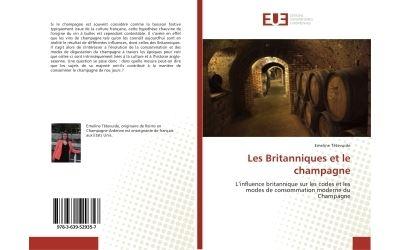 Les Britanniques et le champagne