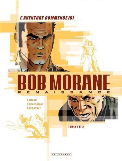 Fourreau Bob Morane Renaissance