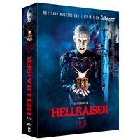 Coffret Hellraiser La Trilogie Edition Collector Limitée Blu-ray