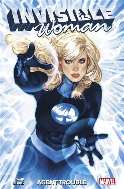 Invisible Woman (2019) : Agent Trouble - 9782809494624 - 11,99 €