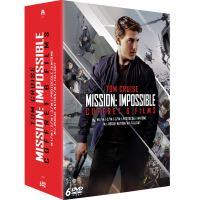 Coffret Mission : Impossible L'intégrale des 6 films DVD