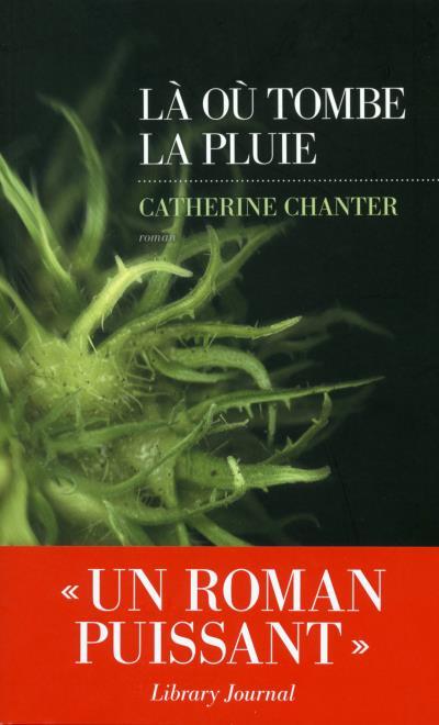Catherine Chanter - La ou tombe la pluie