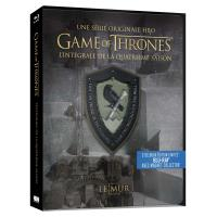 Game Of Thrones Saison 4 Steelbook Blu-ray