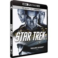 Star Trek Le Film Blu-ray 4K Ultra HD