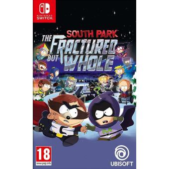 South park : L'annale du destin-the Fractured But Whole MIX SWITCH