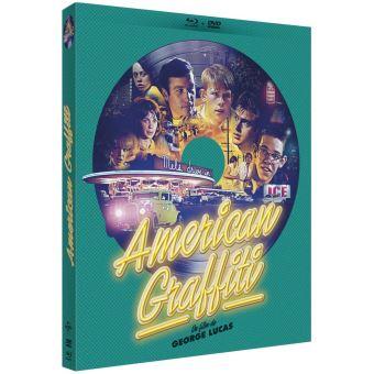 American Graffiti Combo Blu-ray DVD