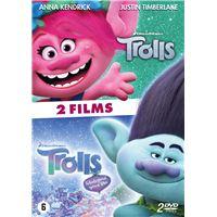 Trolls/Trolls: Holiday box-BIL