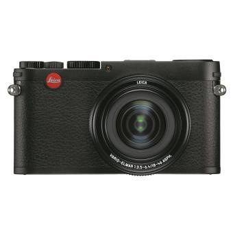 Compact Leica X Vario, Noir
