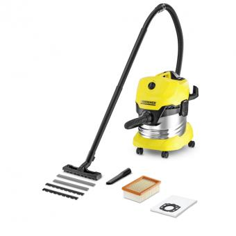 cheapest price uk availability genuine shoes Aspirateur eau et poussière Kärcher WD 4 Premium 1000W