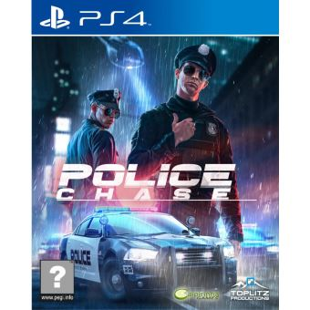 Police Chase PS4