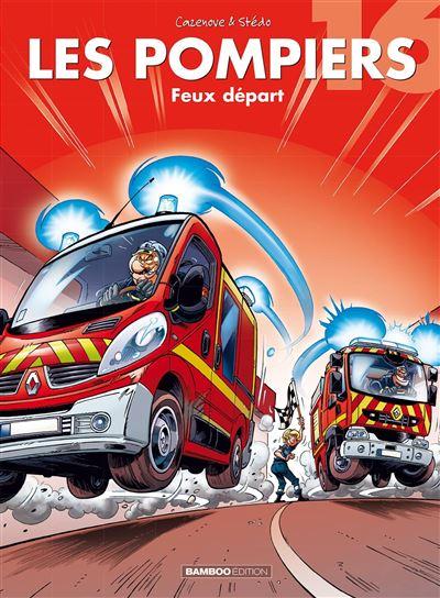 Les Pompiers - Feux départ