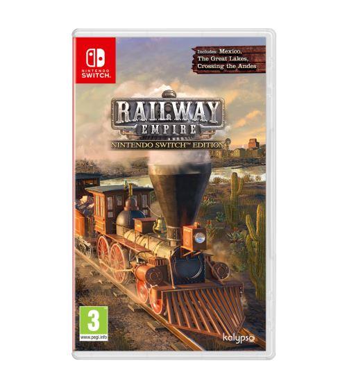 Railway Empire Nintendo Switch