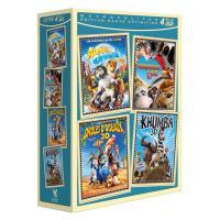 Coffret Enfant 4 films Edition limitée Blu-ray 3D Blu-ray