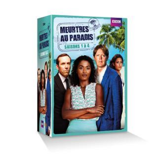 Meurtres au paradisMeurtres au Paradis Saisons 1 à 4 Coffret DVD