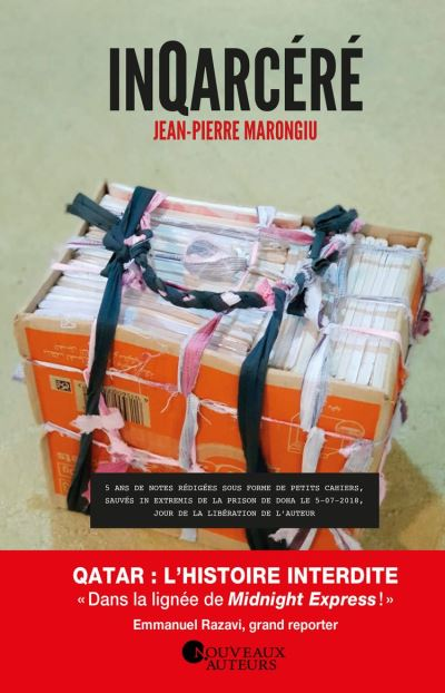 InQarcéré - Périple au bout de l'enfer qatarien - 9782819505815 - 9,99 €