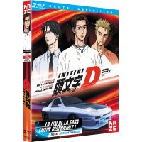 INITIAL D-FIFTH STAGE+FINAL STAGE + EXTRA STAGE 2-FR-BLURAY