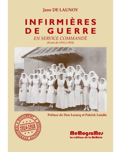 Infirmières de guerre en service commandé