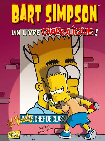 Bart Simpson - tome 10 Un livre diabolique !