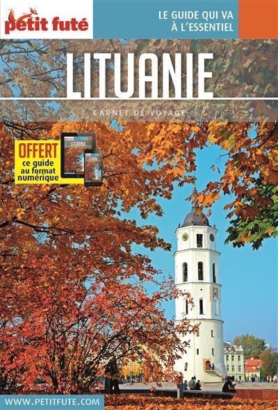 Lituanie 2017 carnet petit fute + offre num
