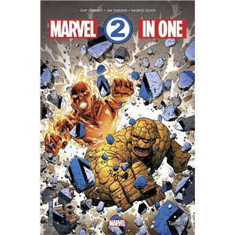 Marvel 2-In-OneMarvel 2-in-One T01 - La Chose et La Torche Humaine