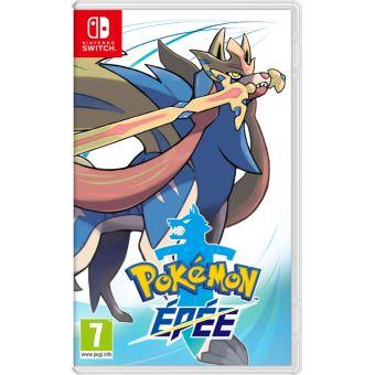 Pokémon Épée Jeu Switch