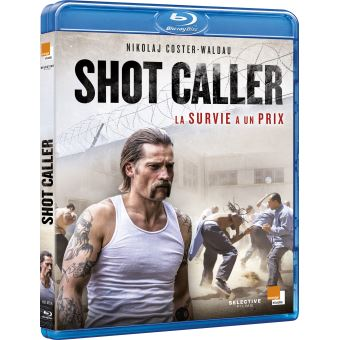 Shot Caller Blu-ray