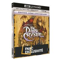 Dark Crystal 35ème Anniversaire Blu-ray 4K Ultra HD