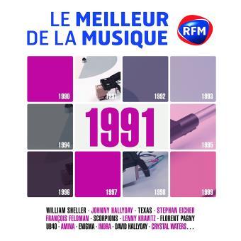 Meilleur de la musique 1991