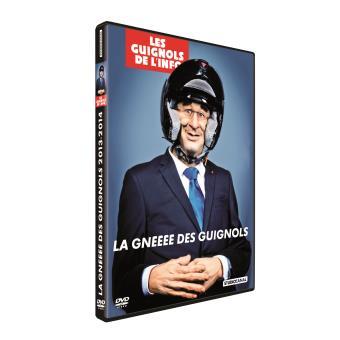 Les Guignols de l'Info 2013 2014 DVD