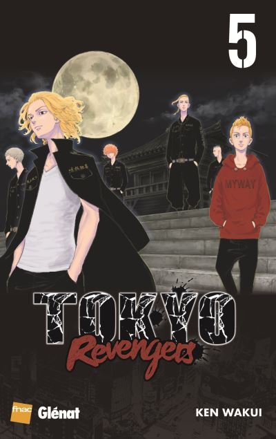 Tokyo Revengers Edition Fnac Tome 5