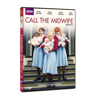 Call the MidwifeCall the Midwife Saison 6 DVD
