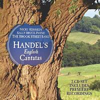 Les cantates et les mélodies anglaises