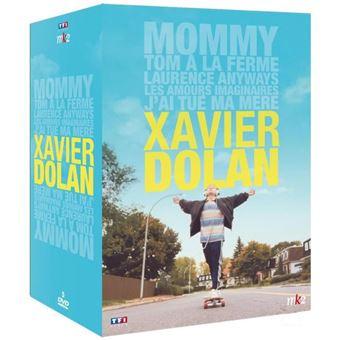 Coffret Xavier Dolan 5 films DVD