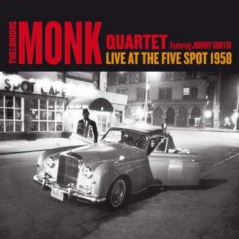 LIVE AT THE FIVE SPOT/2CD