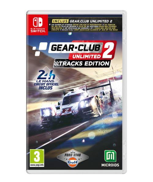 Gear Club Tracks Edition 24H Le Mans Nintend Switch